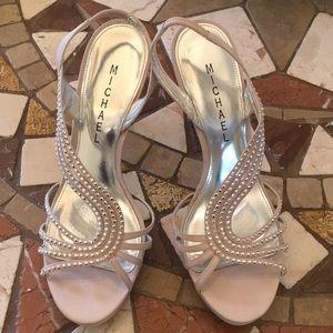 Dressy heels! My Wedding shoes by Michael